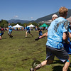 Denmark Ragnarok v USA Sockeye in Open Division first round game on Monday at WFDF 2014 World Ultimate Club Championships in Lecco, Italy