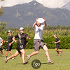 USA Wild Card v United Kingdom Cambridge Mixed Division on Monday at WFDF 2014 World Ultimate Club Championships in Lecco, Italy