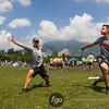 USA Boston Ironside v Czech Prague Devils Open Division game on Tuesday at WFDF 2014 World Ultimate Club Championships in Lecco, Italy