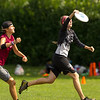 USA Drag'N Thrust v Austria Catchup Gratz Mixed Division game on Tuesday at WFDF 2014 World Ultimate Club Championships in Lecco, Italy