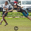 USA Fury v Australia Sporting Team Box Athletico Unitde Women's Division game on Wednesday at WFDF 2014 World Ultimate Club Championships in Lecco, Italy