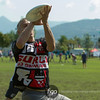 USA Surly v UK Blue Arse Flies Masters Division game on Wednesday at WFDF 2014 World Ultimate Club Championships in Lecco, Italy