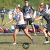 USA Drag'N Thrust v Colombia Macondo Mixed Division game on Wednesday at WFDF 2014 World Ultimate Club Championships in Lecco, Italy