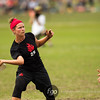 USA Riot v USA Scandal Women's Division sem-final game on Friday at WFDF 2014 World Ultimate Club Championships in Lecco, Italy