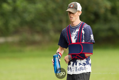 8-8-14 USA The Ghosts v USA Drag'N Thrust Mixed Division Friday Semis at WFDF 2014 World Ultimate Club Championships