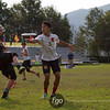 Riot v Scandal in Semi-Finals of the WFDF 2014 World Ultimate Club Championships in Lecco, Italy
