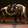 Minneapolis Roosevelt v Minneapolis Patrick Henry Wrestling Tri-Meet at Patrick Henry on December 11, 2014