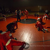 Minneapolis Roosevelt v Minneapolis Patrick Henry Wrestling Tri-Meet at Patrick Henry on December 11, 2014