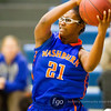 Minneapolis North Polars v Minneapolis Washburn Millers Girls Basketball on December 15, 2014