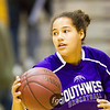 Minneapolis South Tigers v Minneapolis Southwest Lakers Girls Basketball on December 16, 2014
