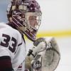 St. Paul Johnson v Minneapolis Novas Hockey at Parade Ice Garden on December 17, 2014