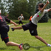 Vancouver Furious George v Medelin, Colombia Evolution at USA Ultimate 2014 US Open