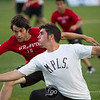 Minneapolis Sub Zero v Boulder Johnny Bravo Men's Division Semi-finals at USA Ultimate 2014 US Open
