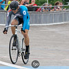 Thursday Night Lights Track Bike Racing at National Sports Center 6-26-14