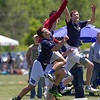 USA Ultimate D1 College Championships in Mason, Ohio - Day 1 Texas A&M v Pitt