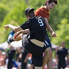 USA Ultimate D1 College Championships in Mason, Ohio - Day 1 Texas v North Carolina