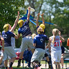 USA Ultimate D1 College Championships in Mason, Ohio - Day 1 Carleton v Central Florida
