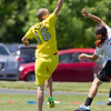 USA Ultimate D1 College Championships in Mason, Ohio - Day 1 Stanford v Oregon