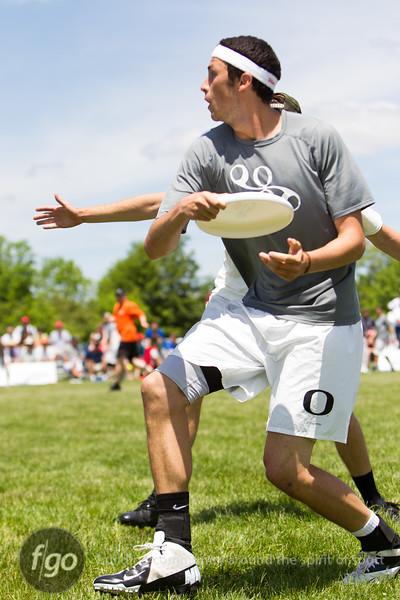 USA Ultimate D1 College Championships - Day 2 - Carleton CUT v Oregon Ego