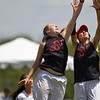 USA Ultimate 2014 D1 College Championships - day 2 action