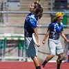 USA Ultimate D1 College Championships in Mason, Ohio - Semi-finals Women's Division - Central Florida Sirens v Oregon Fugue