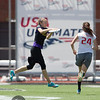 USA Ultimate D1 College Championships in Mason, Ohio - Semi-finals Women's Division - Washington Element v Ohio State Fever