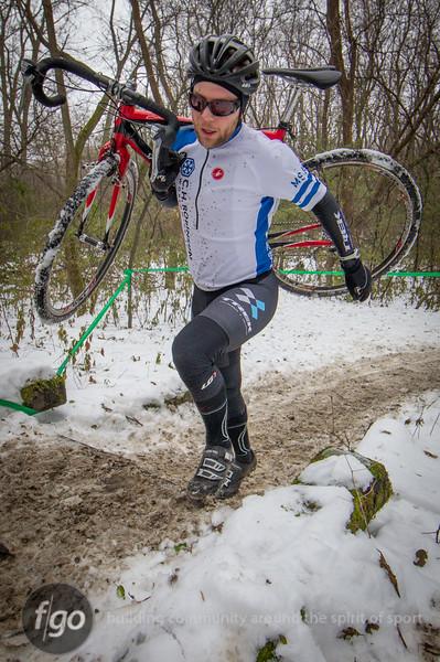 2014 Minnesota State Cyclocross Championships in Crystal, Minnesota on November 22, 2014