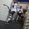 St. Paul Academy v Minneapolis Novas Boys Hockey at Parade Ice Garden on November 25, 2014