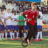 St. Paul Como Park Cougars v Minneapolis Washburn Millers boys Soccer Sectional Semi-finals at Washburn on 11 Oct 2014