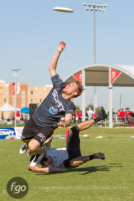 10-17-14 USA Ultimate National Championships - Day 2 - Complete