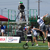 Minneapolis Drag'N Thrust v Ames Chad Larson Experience at USA Ultimate National Championships in Frisco, Texas on 18 Oct 2014