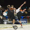 Boston Ironside v Raleigh Ring of Fire at USA Ultimate National Championships in Frisco, Texas on 24 Oct 2014