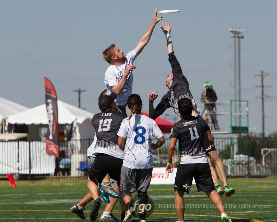 10-18-14 USA Ultimate Nationals - Semi-Final Saturday - Day 3 - Complete Gallery