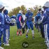 Minneapolis Edison v Minneapolis North Football on 3 Oct 2014