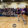 Minneapolis Southwest v Minneapolis Washburn Volleyball at Washburn on 9 Oct 2014