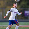 Richfield v Minneapolis Washburn Boys Soccer 1A Section 3A Opening Round Game at Washburn on 9 Oct 2014