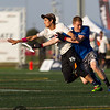 USA Ultimate Nationals in Frisco Texas on 19 Oct 2014 - Day 4