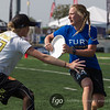 San Francisco Fury v Washington D.C. Scandal USA Ultimate Women's Division National Championship in Frisco, Texas on 19 October 2014