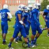 Minneapolis Washburn v Minneapolis North Football - 12 Sep 2014