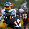 Minneapolis Edison v Minneapolis South Football - 19 Sep 2014