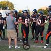Minneapolis North v Minneapolis South Football 9-26-2014