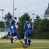 Minneapolis Patrick Henry v Minneapolis Edison boys soccer at Parade Stadium