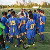 Minneapolis Patrick Henry v Minneapolis Edison boys soccer at Parade Stadium