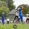 Minneapolis Southwest Lakeers v Minneapolis North Polars Football at North Football, 5 September 2014