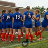 Minneapolis Washburn Millers v Minneapolis South Tigers at South Girls Soccer, 9 September 2014