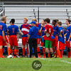 Minneapolis Washburn Millers v Minneapolis South Tigers at South Boys Soccer, 9 September 2014
