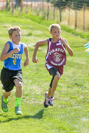 Cache Box Cross Country Meet - Middle School
