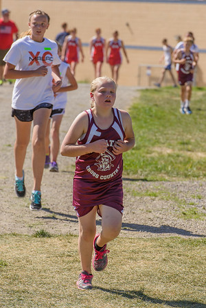 Cache Box Cross Country Meet - WS Middle School