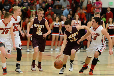 West Side 43 v  Soda Springs 47 District Final-92