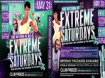 05/31/14 Extreme Saturdays
